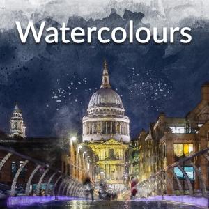 Photo Watercolours